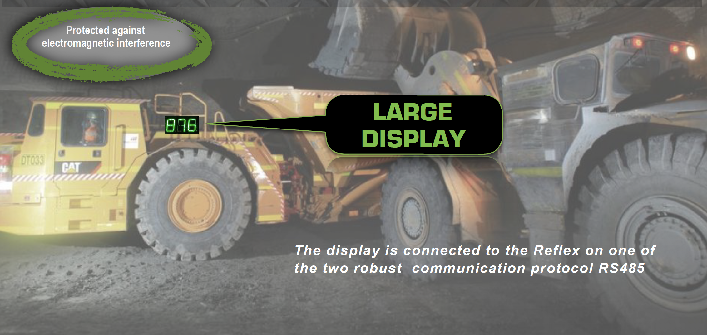 Large Display Mining